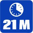 21 Minutos